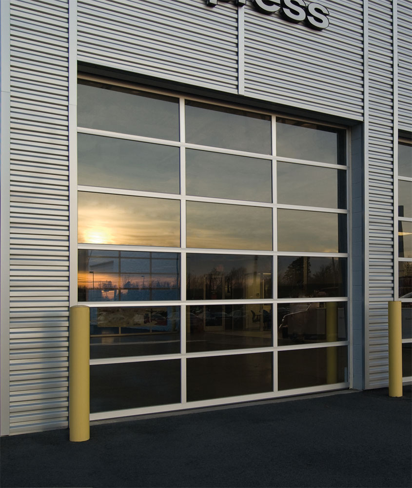 Commercial Roll-Up Doors