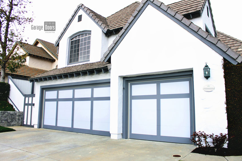 Paint Grade Custom Garage Doors Garage Doors Unlimited