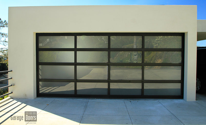 Garage doors unlimited gdu garage doors san diego - Glass garage doors san diego ...