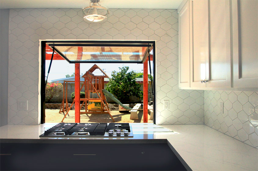 Awning Windows for your kitchen | Garage Doors Unlimited