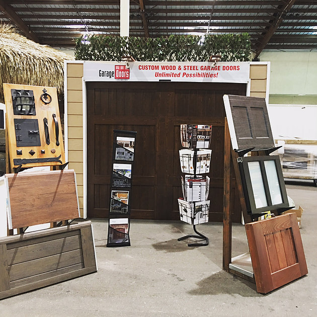 Del mar home show garage doors unlimited gdu garage doors for Garage door trends 2017
