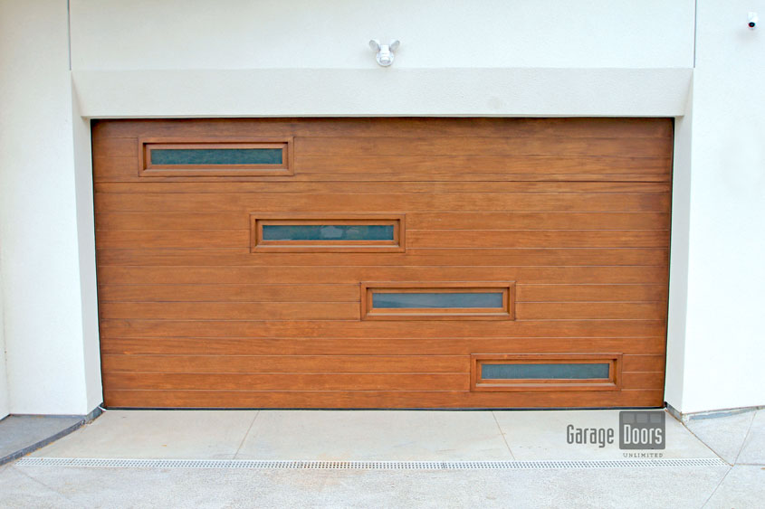 Stain Grade Custom Garage Doors Stain Grade Custom Garage Doors ...
