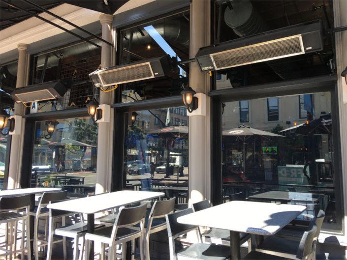 Restaurant and Bar Doors