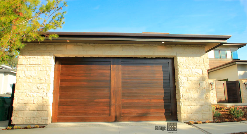 WE ARE ARTISANS AND CRAFT MAKERS. Garage Doors ...