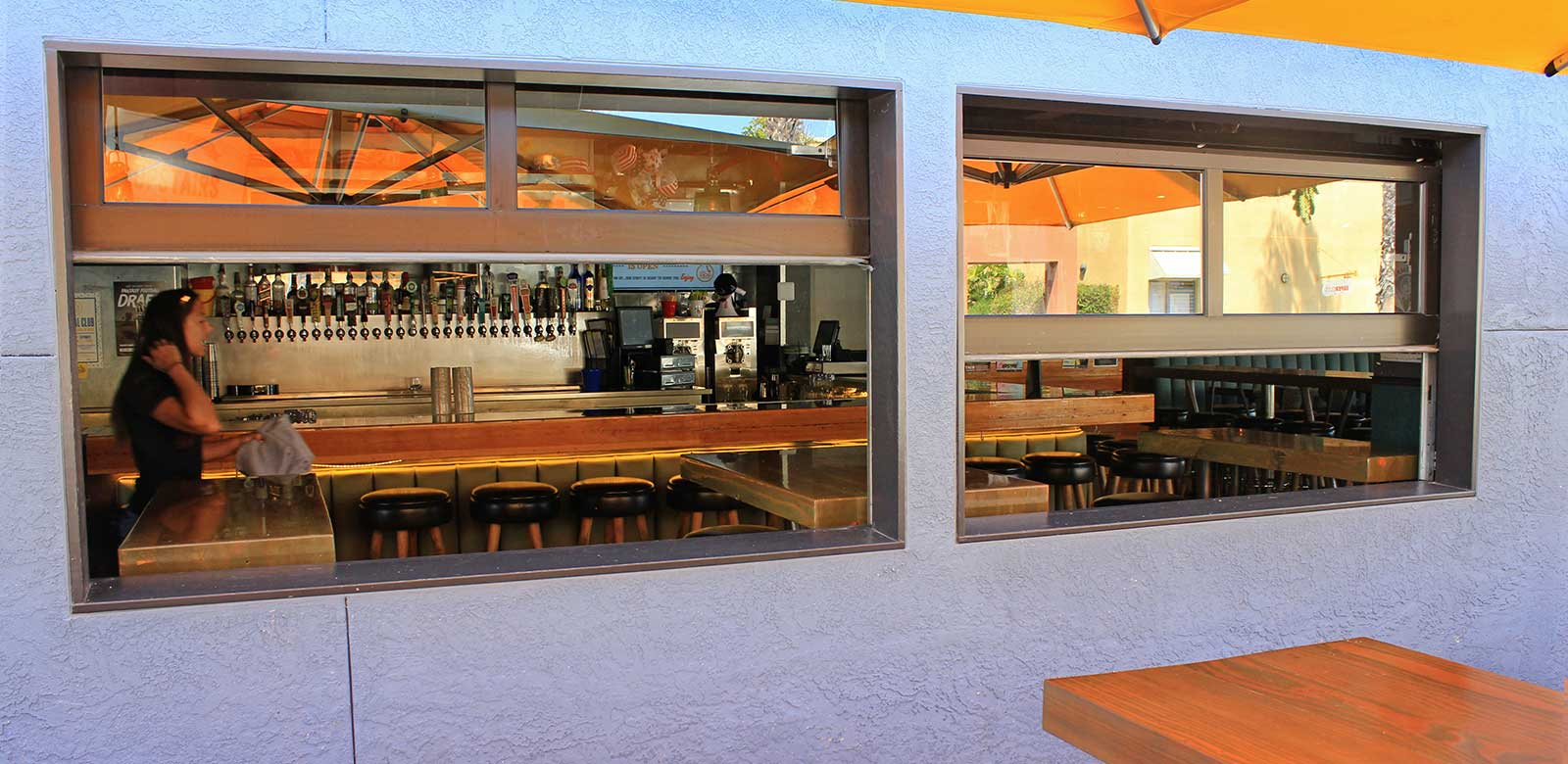Bar \u0026 Restaurant Doors & Bar \u0026 Restaurant Doors | Garage Doors Unlimited | GDU Garage Doors