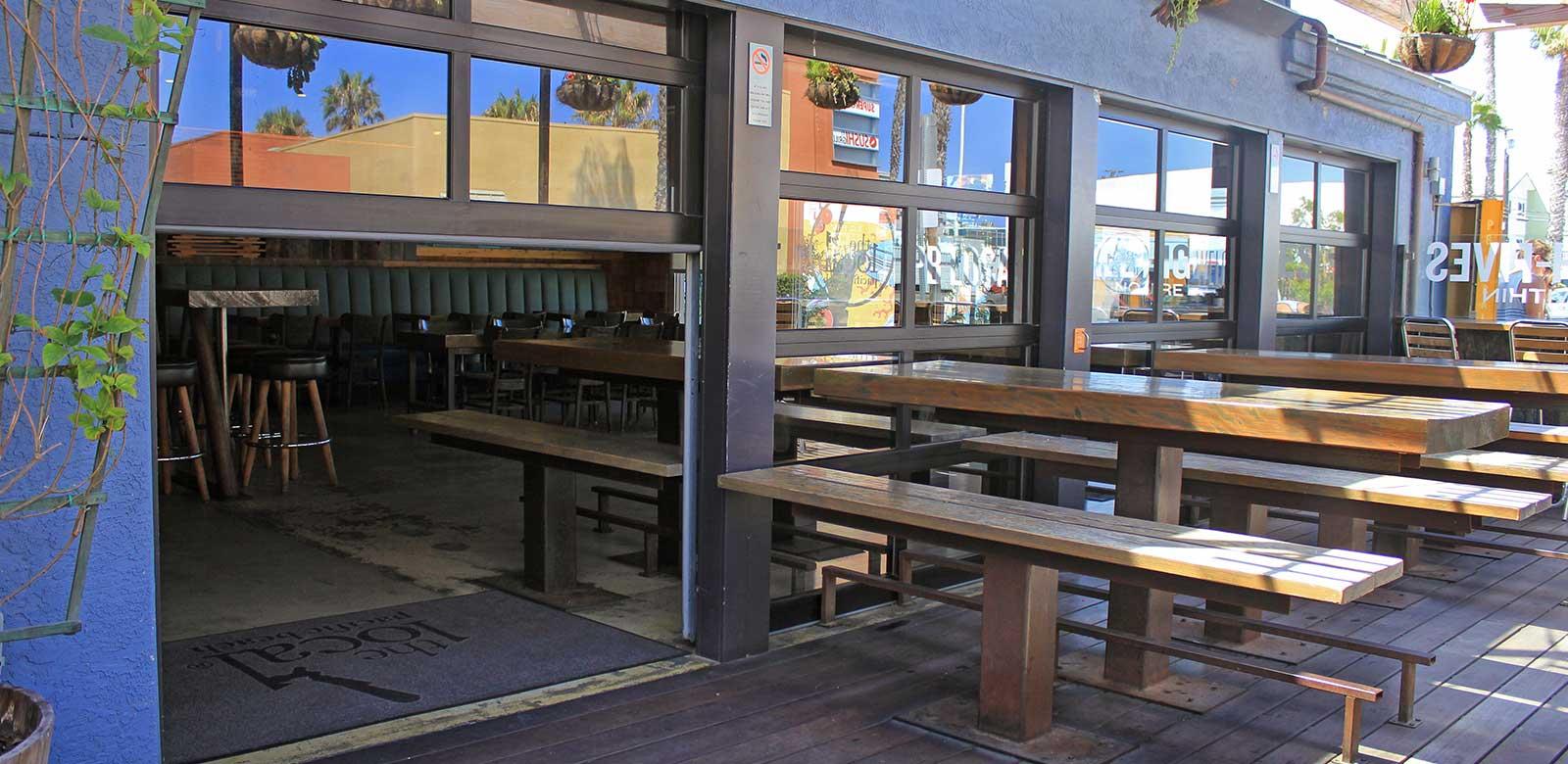 Bar & Restaurant Doors