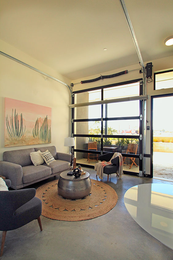 Home Interiors Glass Garage Doors