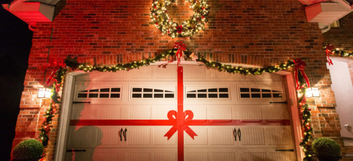 Garage Door Bow